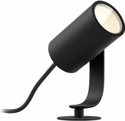 Philips Hue LED-Spot 1er Lily Schwarz Erweiterung EEK: A+