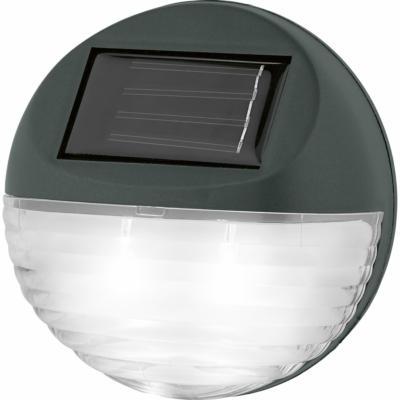 Solar-Zaunleuchte Anthrazit