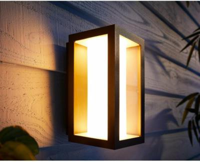 Philips Hue White & Color Ambiance Impress LED-Wandleuchte schmal EEK: A