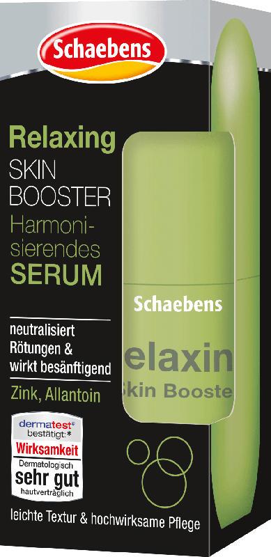 Schaebens Serum Relaxing Skin Booster