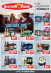 Getränke Oase Wochenangebote! - bis 12.06.2021