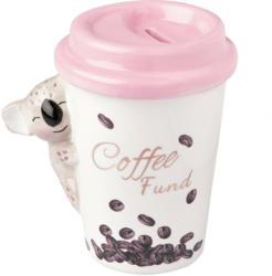 Spardose Kaffeebecher (Nur online)