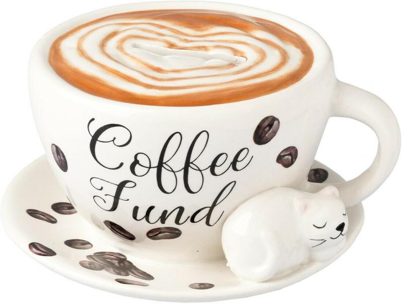 Spardose Kaffeetasse (Nur online)