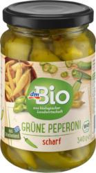 dmBio Antipasti grüne Peperoni