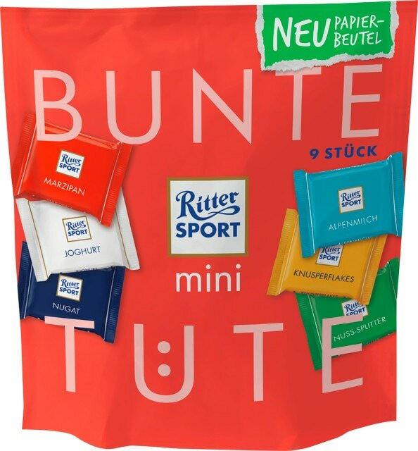 Ritter Sport Mini