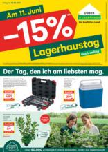 Lagerhaus KF - gültig bis 20.6.