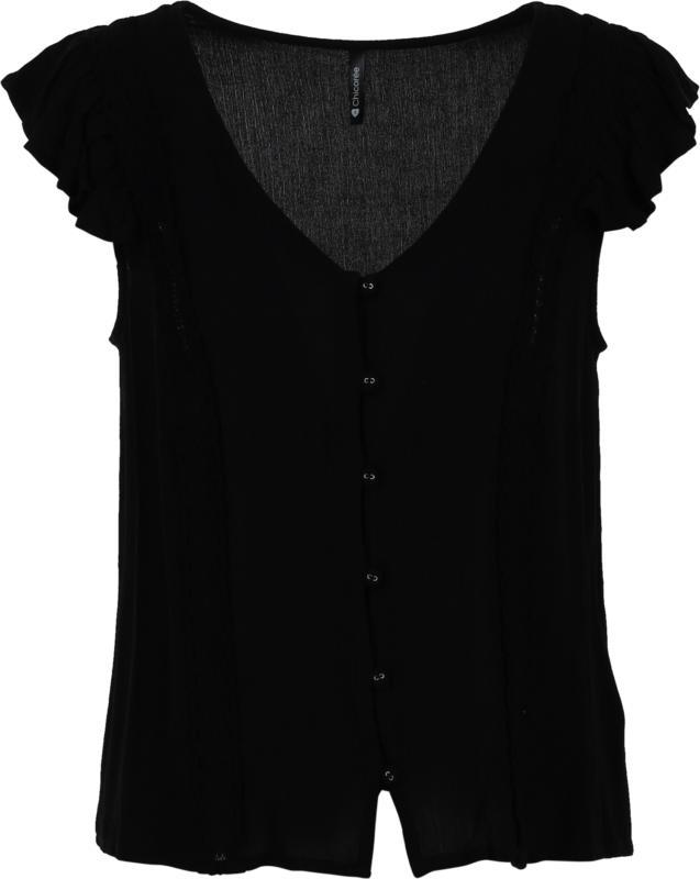 Lola Shirt, Black