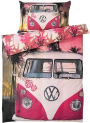 Bettwäsche VW Bus und Palmen -  (Preis für kleinste Grösse)