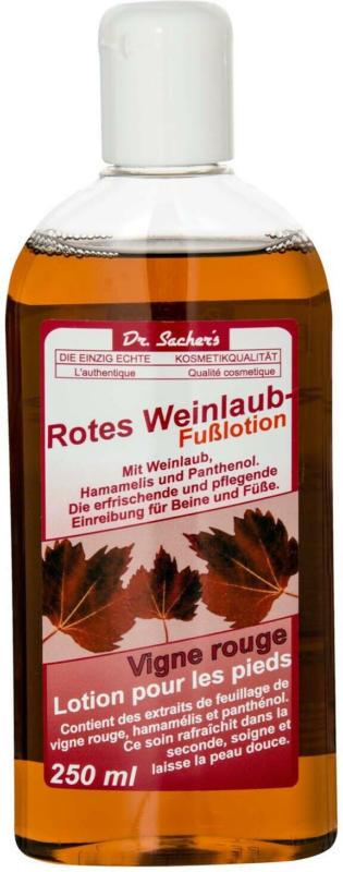 Dr. Sacher's Lozione per Piedi Alle Foglie Di Vigna 250 ml -