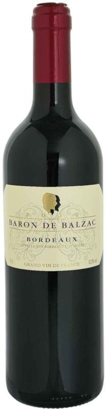 Baron de Balzac Bordeaux AC - 6 Stück