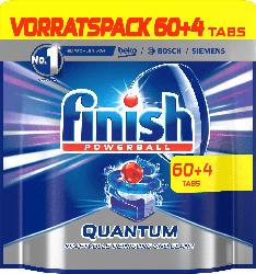 finish Spülmaschinen-Tabs Quantum Ultimate Vorratspack