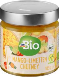dmBio Mango-Limetten-Chutney