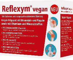 Madaus & Lauscher Reflexym vegan 100 Tabletten