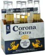 Corona Bier 6 x 35,5 cl Flasche - 4 Stück