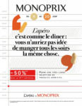 Monoprix Array: Offre hebdomadaire - au 20.06.2021