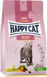 Happy Cat Croquettes Junior Volaille fermière 1,3kg