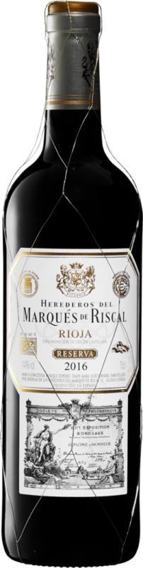 Marqués de Riscal Reserva DOCa Rioja, 2016, Rioja, Spagna, 75 cl