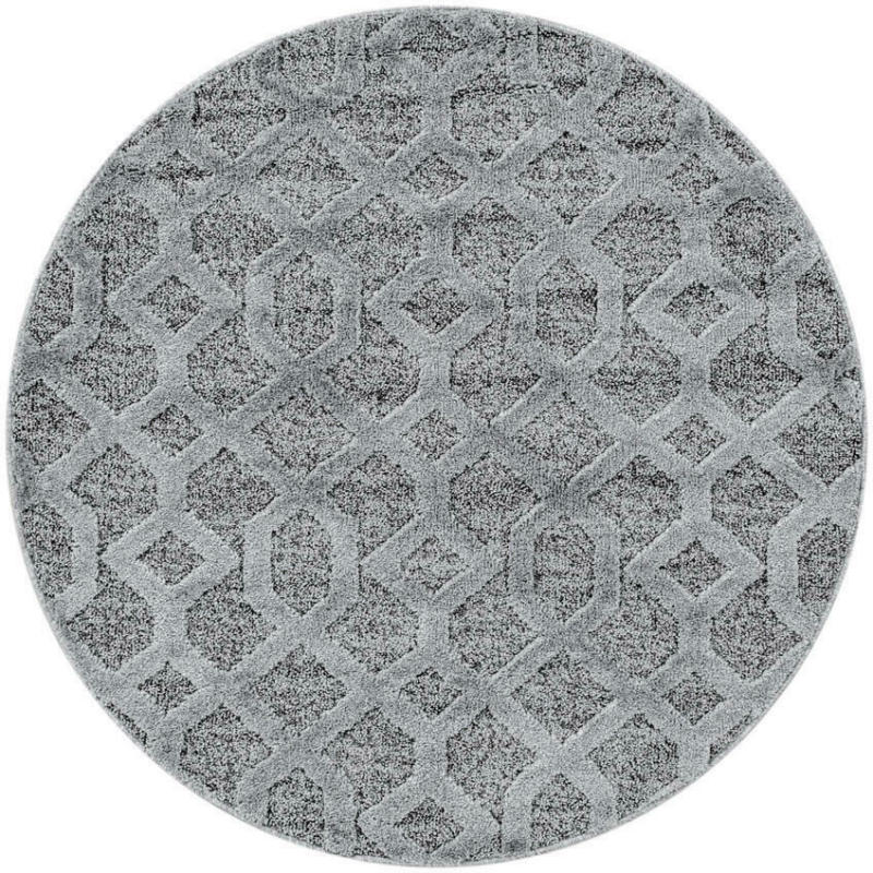 Webteppich Pisa 4702 grau