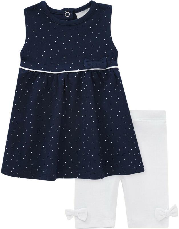 Newborn Kleid und Capri-Leggings im Set (Nur online)