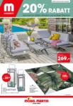MÖBEL MARTIN Möbel Martin - 20%* Rabatt auf Möbel, Matratzen & Teppiche sichern! - bis 16.06.2021