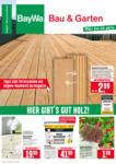 BayWa Bau- & Gartenmärkte Wochenangebote - bis 19.06.2021