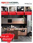 Reco Möbel Küchentrends - bis 11.07.2021