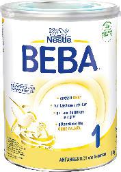 Nestlé BEBA Anfangsmilch 1 von Geburt an