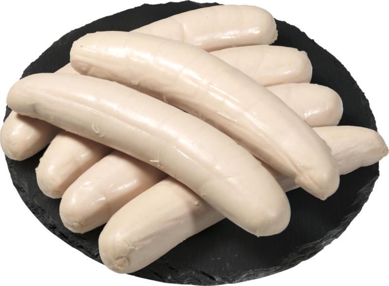 Bratwurst di vitello di San Gallo Denner  , 3 x 2 x 140 g