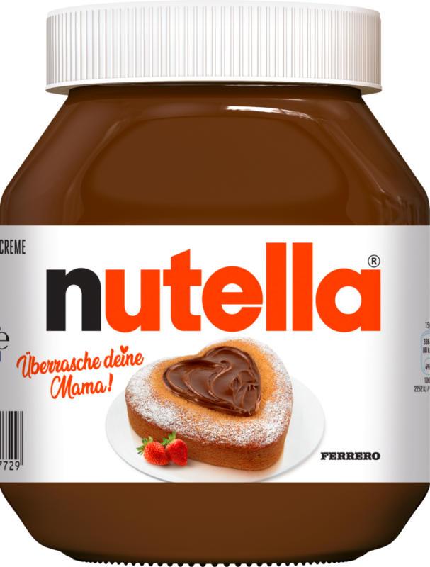Nutella da spalmare Limited Edition , 900 g