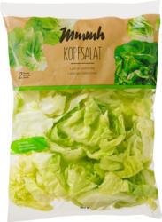 Laitue pommée Mmmh, Provenance indiquée sur l'emballage, 180 g