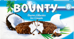 Bounty Ice Cream , 6 Stück, 300 ml