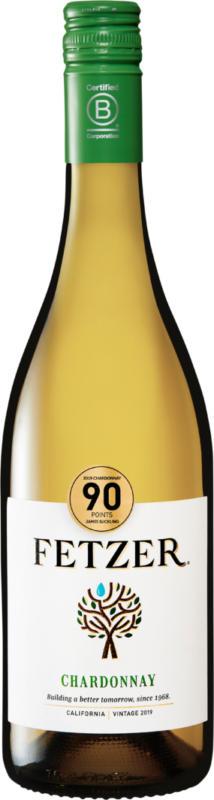 Fetzer Chardonnay Sundial, 2019, California, Stati Uniti, 75 cl