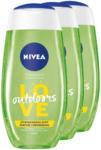 OTTO'S Nivea Dusch Love Outdoor 3 x 250 ml -
