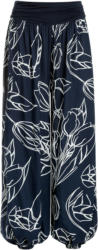 Damen Haremshose mit Allover-Print (Nur online)