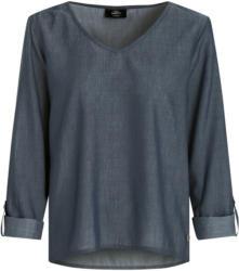 Damen Bluse im Denim-Look (Nur online)