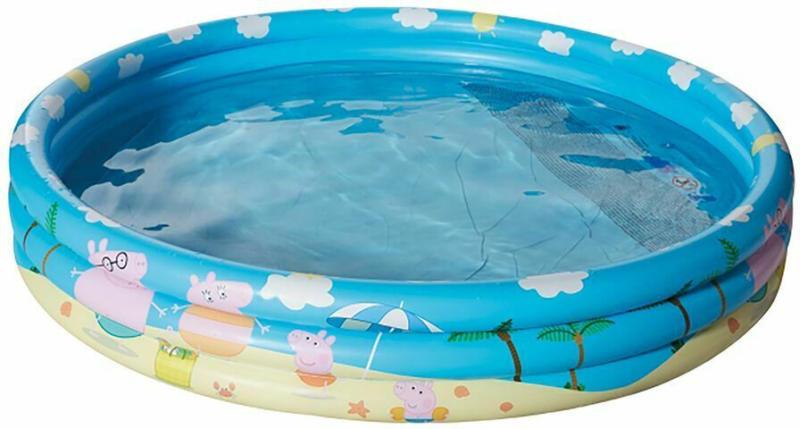 Peppa Pig 3-Ring-Pool 150x25cm