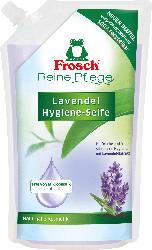Frosch Flüssigseife Lavendel, Hygiene-Seife, Nachfüllpack