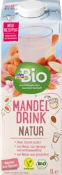 dmBio Pflanzendrink, Mandel Drink