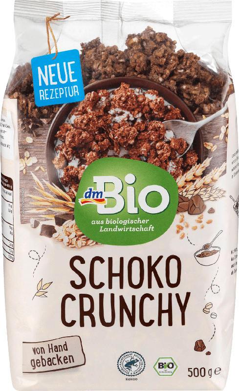 dmBio Schoko Crunchy