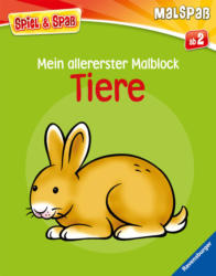 Ravensburger Mein allererster Malblock - Tiere