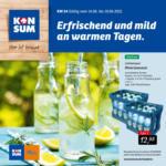 Konsum Dresden Wöchentliche Angebote - bis 19.06.2021