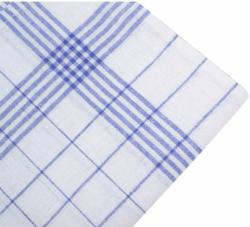 Geschirrtuch, 50x70 cm, 10er Pack, blau 50x70 cm