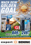 Bening GmbH & Co. KG Mach Dein Golden Goal - bis 25.06.2021