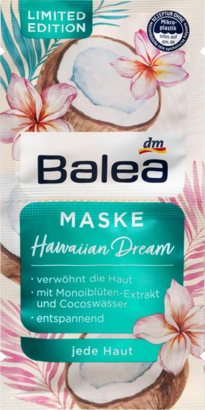 Balea Maske Hawaiian Dream