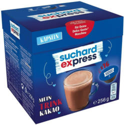 Suchard Express Dolce Gusto Kapseln