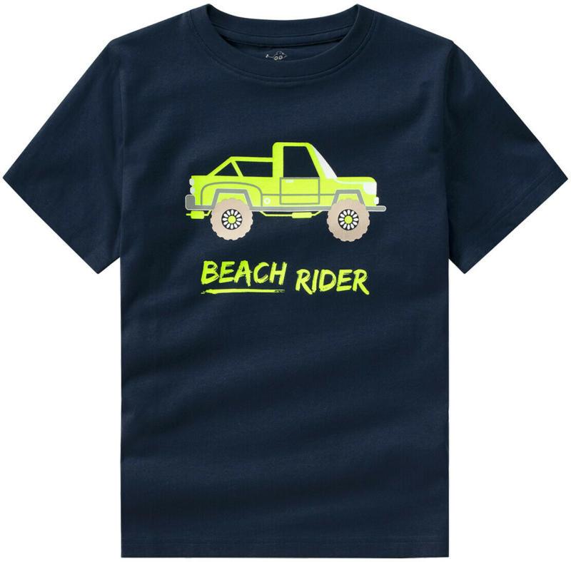 Jungen T Shirt mit Print (Nur online)