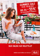 Melitta - Summer Sale Tile Out