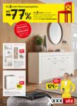 XXXLutz Bludenz - Ihr Möbelhaus in Bludenz XXXLutz Flugblatt - Ein X mehr Räumungsangebote - bis 03.07.2021
