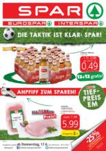 SPAR Flugblatt Kärnten