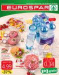 EUROSPAR EUROSPAR Flugblatt Steiermark - bis 30.06.2021